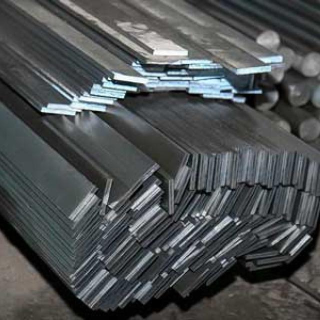 Полоса стальная купить в Киеве, цена за метр погонный, порезка, сверление, грунтовка, покраска, сварка.