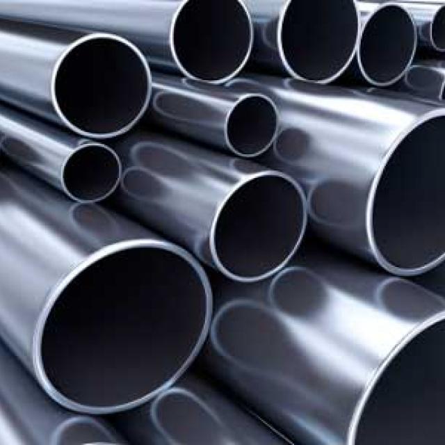 Труба водогазопроводная купить в Киеве, цена за метр погонный, стальная, круглая, металлическая, сварная, резка, гибка, грунтовка, покраска, сварка.