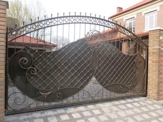 work_0037-320x240-7e6978b21955c246f91a5bdce1853338 Кованые ворота, калитки, заборы, навершия
